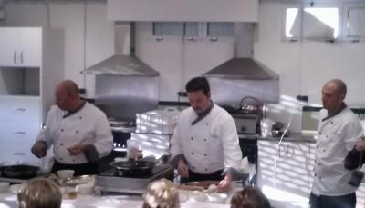 Aprende a cocinar un buen arroz con Cotonera Catering y restauración Events