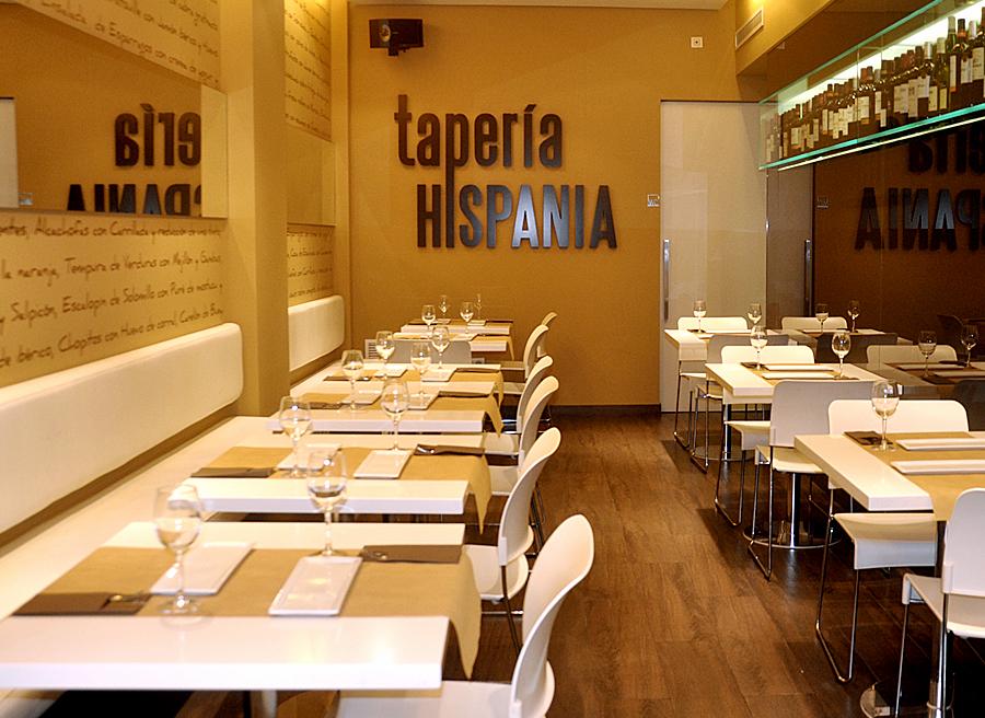 Tapería Hispania arroz valencia arroceando 2
