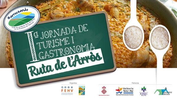 I Jornada de turismo y gastronomía Ruta del Arroz
