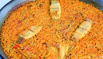 Restaurante Casa Chiva ruta del arroz sueca arroceando