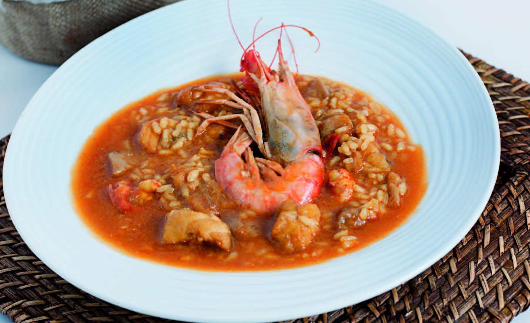 Restaurante L'Alter ruta del arroz sueca arroceando