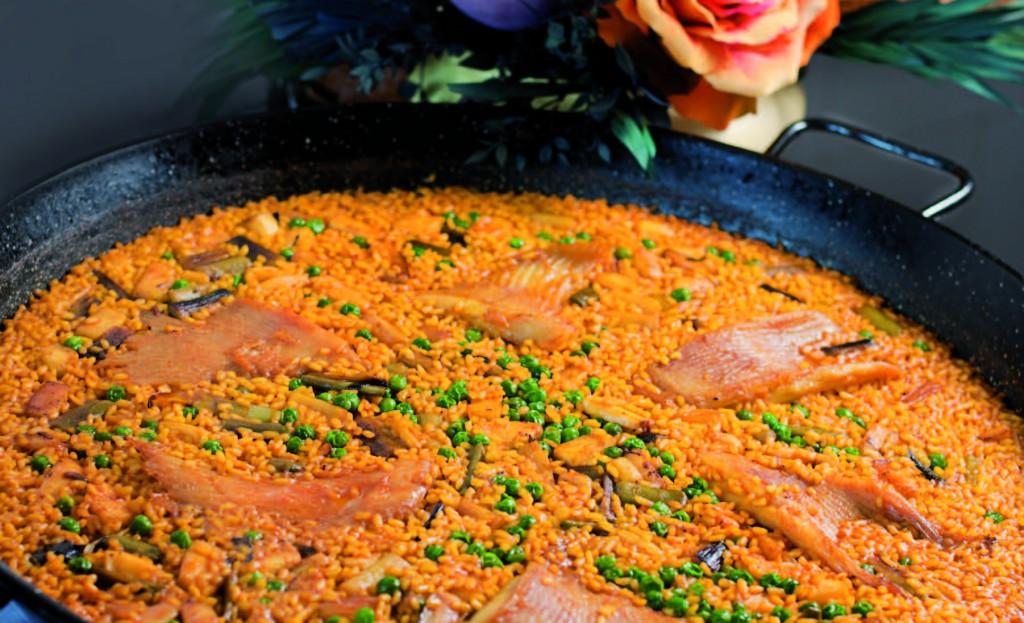 Restaurante Naútico ruta del arroz sueca arroceando