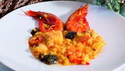 Restaurant El manchego ruta arroz sueca arroceando